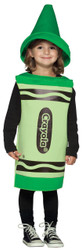 Crayola Toddler Green 3t-4t