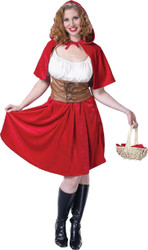 Red Riding Hood X Large