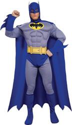 Batman Brave Dlx/muscle Large