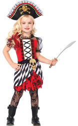 Rogue Pirate 2 Pc Child Large