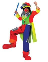 Spanky Stripes Clown Ch Sm