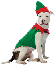 Pet Costume Elf Lg