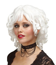 Wig Ghost Doll White