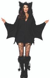 Bat Cozy Adult Xxlarge