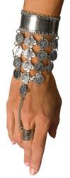 Slave Bracelet Silver