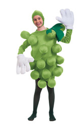 Grapes Green Child Costume