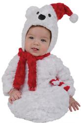 Christmas Polar Bear Bunting