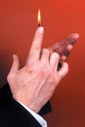 Finger Flame