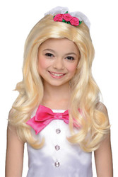 Barbie Bridal Wig