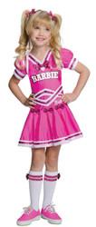 Barbie Cheerleader Toddler