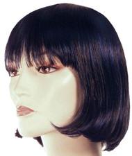 China Doll Black/violet 1 Kaf