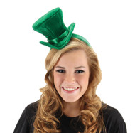 Cocktail Hat Green