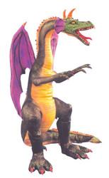 Dragon Latex 23 Inches