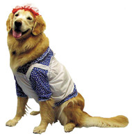 Raggedy Ann Pet Costume Large
