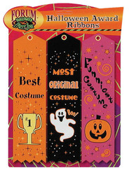 Halloween Ribbon Set Of 3