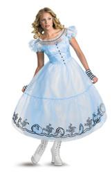 Alice Movie Costume Dlx 4-6