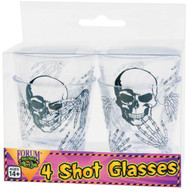 Shot Glasses 4/set