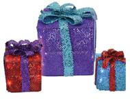 Mesh Gift Boxes 3 Boxes