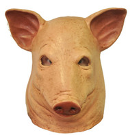 Blood Pig Latex Mask