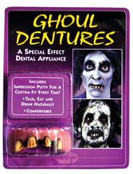 Big Bubba Ghoul Teeth
