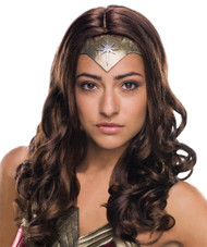 Wonder Woman Dlx Adult Wig