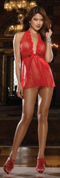 Babydoll Red Os