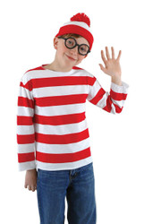 Where's Waldo Kit Youth Sm/md