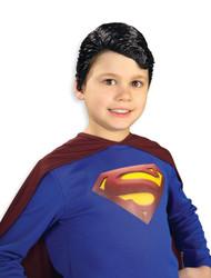 Superman Vinyl Child Wig