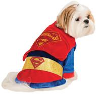 Pet Costume Superman Xlarge