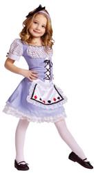 Alice Child Costume 8-10