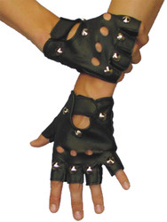 Gloves Ez Rider Studded