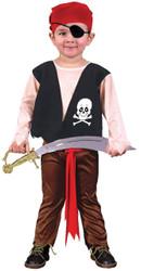 Pirate Toddler Large