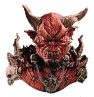 El Diablo Mask & Shoulders