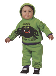 Hooded Spider 2pc 18 To 24 Mth