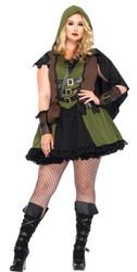 Darling Robin Hood Adult 3x 4x