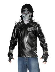 Metal Skull Biker Teen