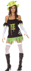 Monster Mistress Small Sz 2-6