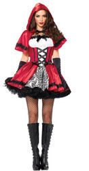 Gothic Red Adult Small