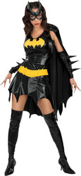 Batgirl Adult Costume Medium