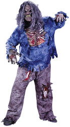Zombie Costume Plus Size