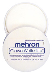 Clown White Lite 8 Oz