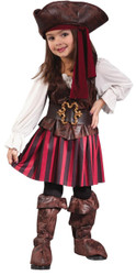 High Seas Pirate Toddler Girl
