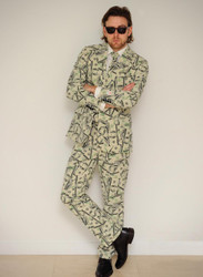 Cashanova Suit Size 48