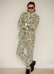 Cashanova Suit Size 40