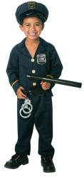 Jr. Policeman Toddler 2t