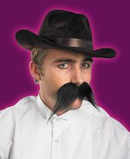 Moustache Gambler