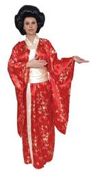 Kimono Red Xlarge