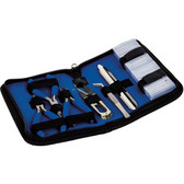 7 Piece Tool Kit for Beading - Jewelry Making Tools - Pliers, Tweezers, & More