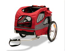 Medium Steel Frame HoundAbout Classic Pet Bicycle Trailer