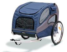 Large Steel Frame HoundAbout Classic Pet Bicycle Trailer